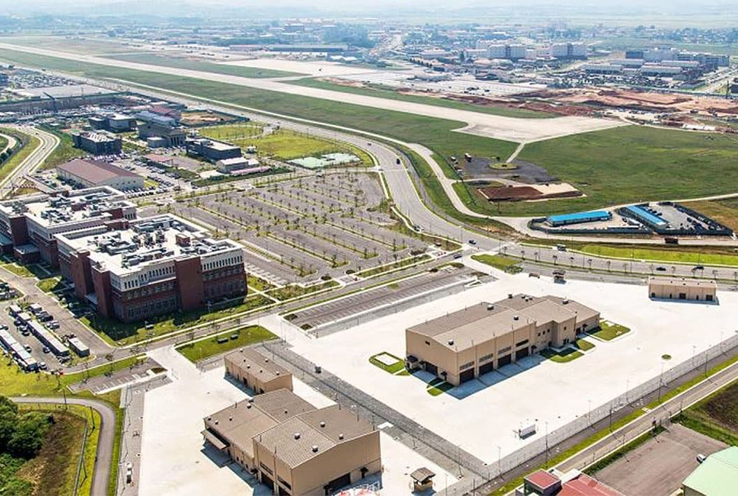 US Military Base - Camp Humphreys