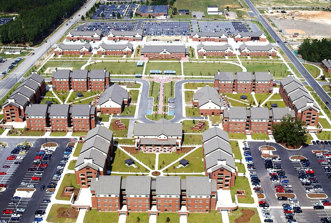 US Military Base - Fort Bragg
